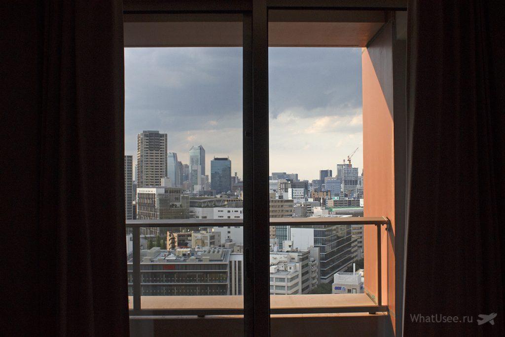 Переезд в Токио Япония