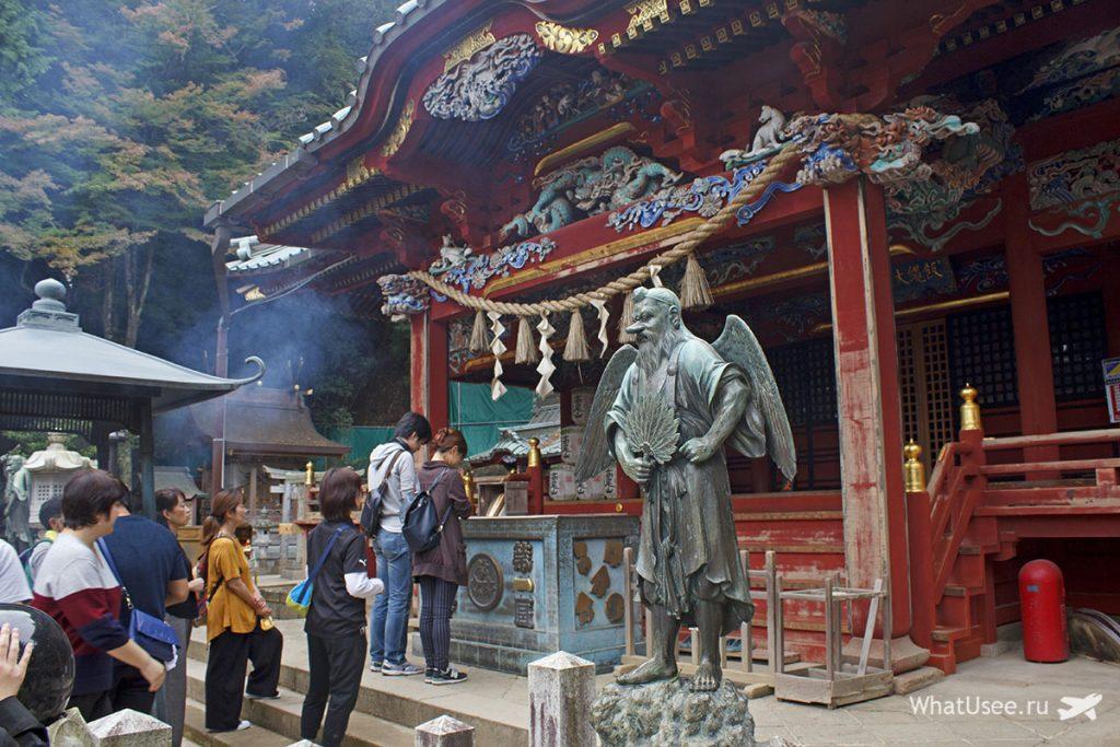 Поездка на гору Такао в Токио