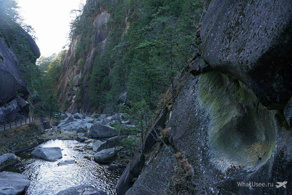 Река Аракава и ущель Сесенке