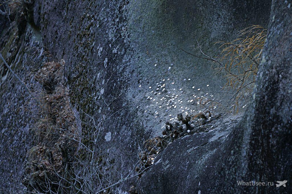 Долина Shosenkyo в Японии