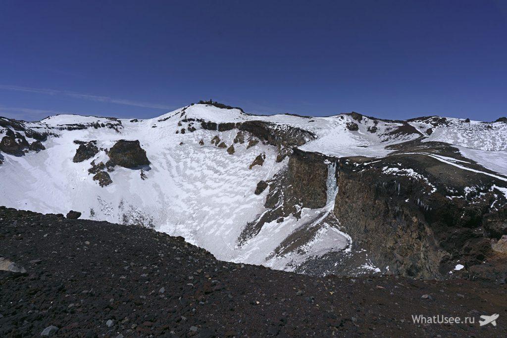 Восхождение на вершину Фудзи