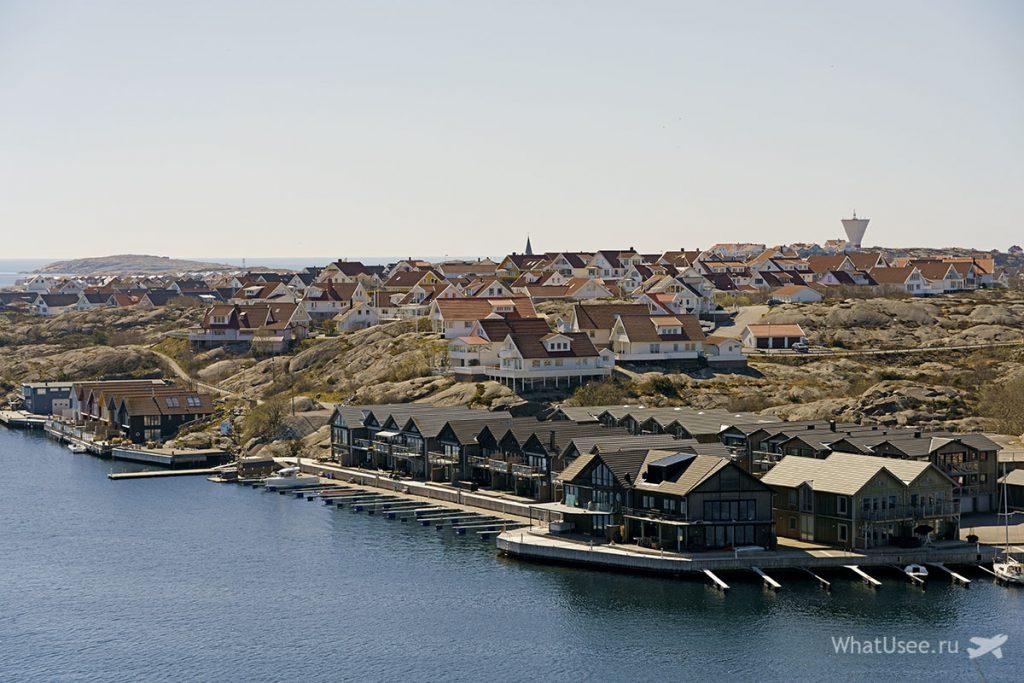Западное побережье Швеции
