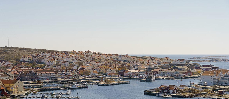 Западная Швеция: архипелаг