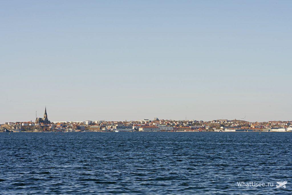 Западный архипелаг Bohuslän