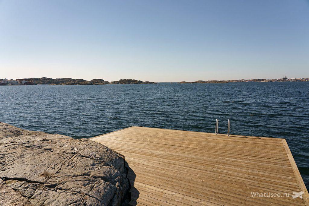 Западный архипелаг и Швеция