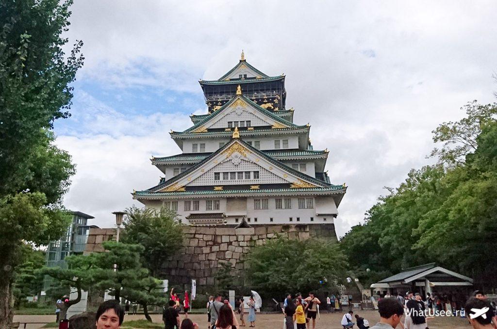 Две недели в Японии