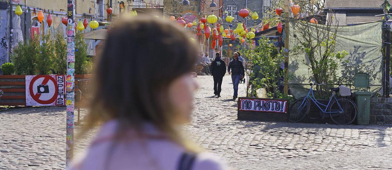 Дания: свободный город Христиания