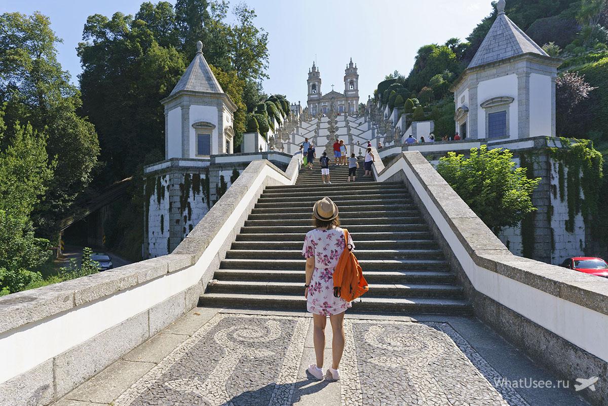 Брага Португалия описание города с фото