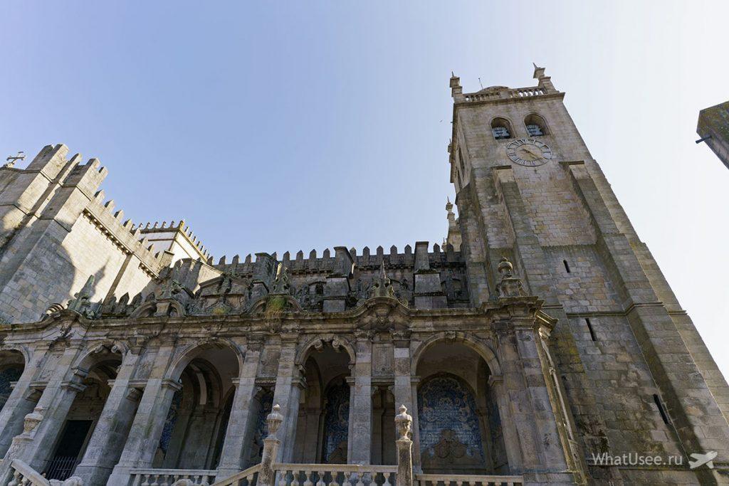 Достопримечательности города Порту
