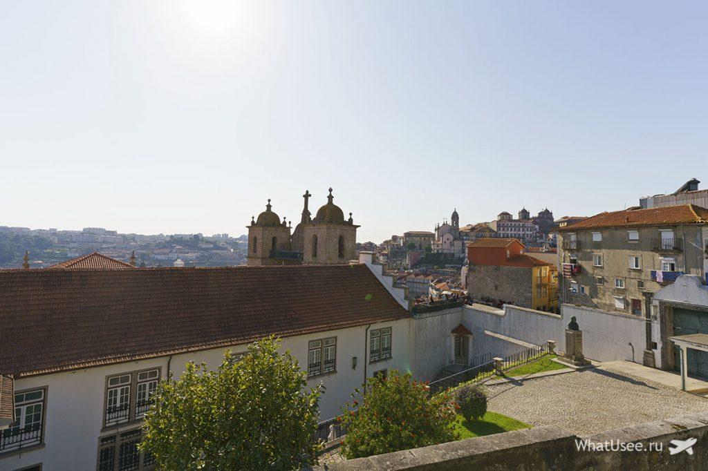 Смотровые площадки Порту