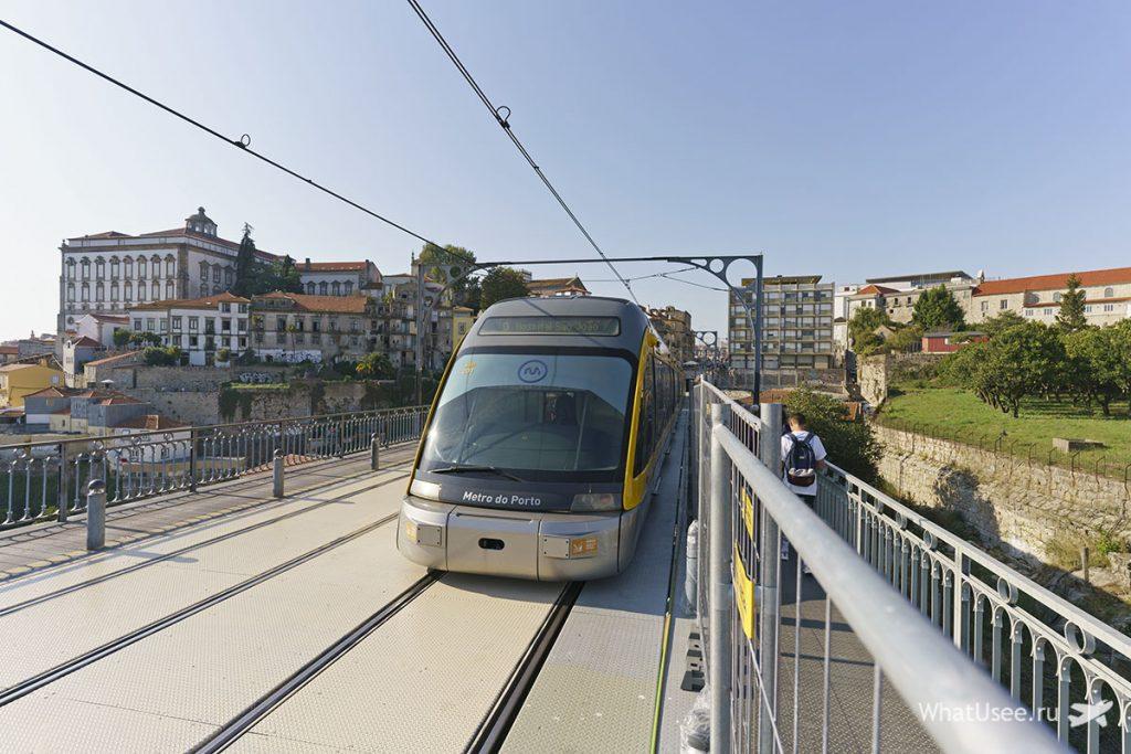 Мосты города Порту