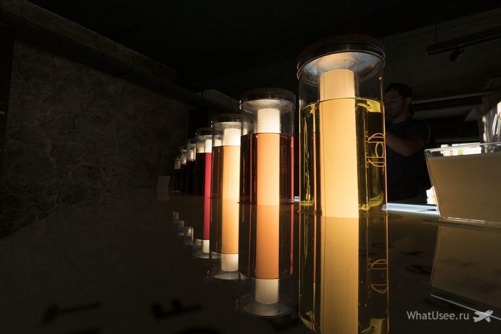 Дегустация портвейна в Порту