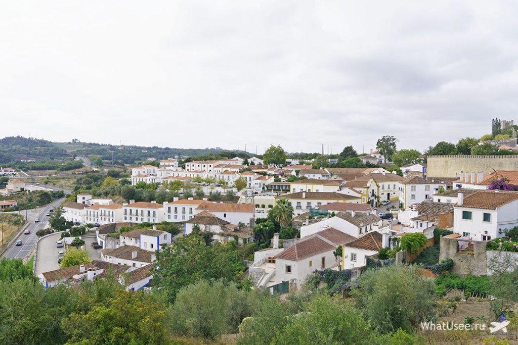 Что посмотреть в Обидуше в Португалии