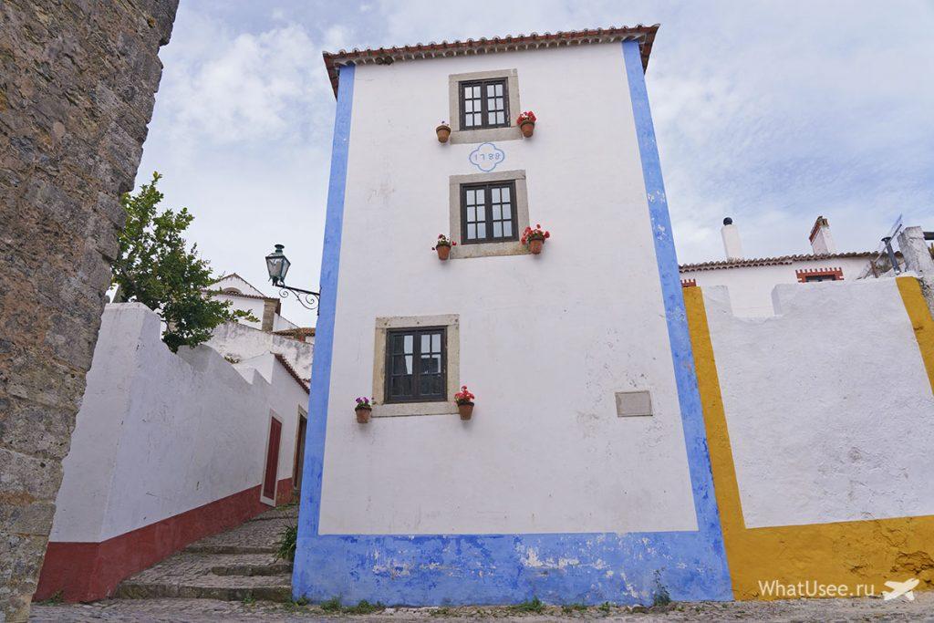 Португалия город Обидуш