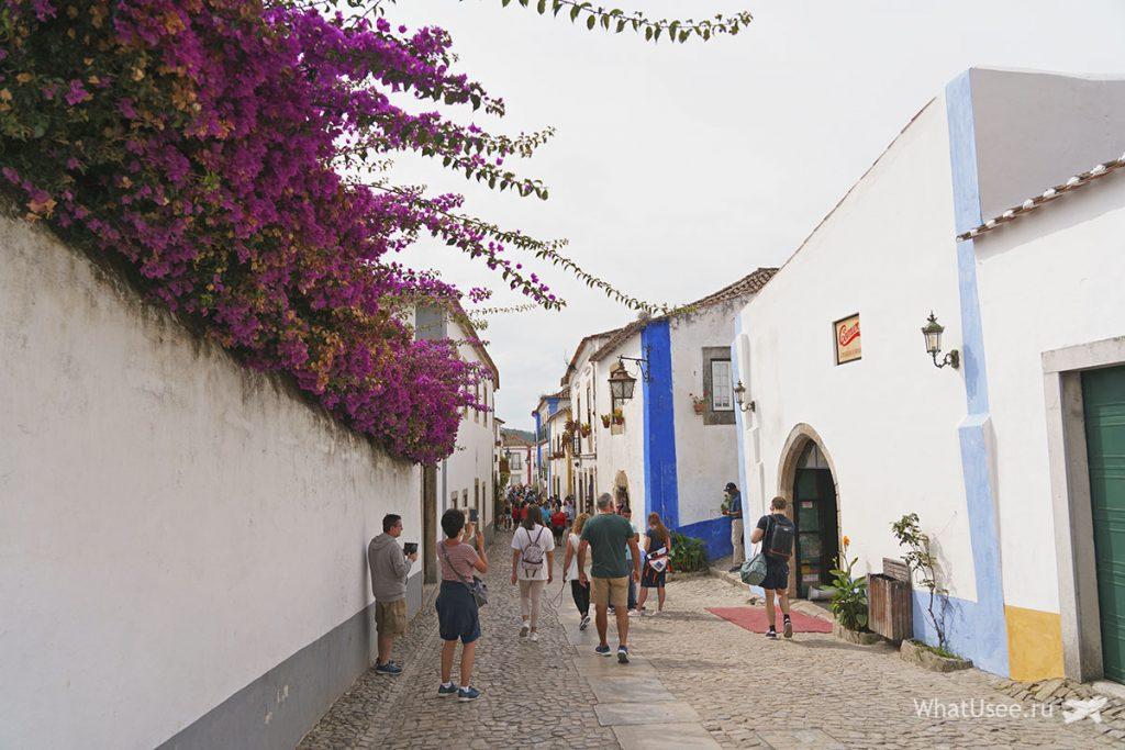 Обидуш в Португалии