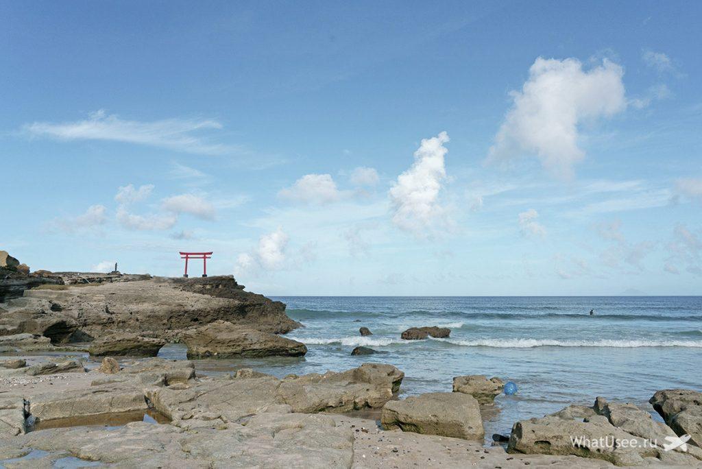 Полуостров Идзу Shirahama