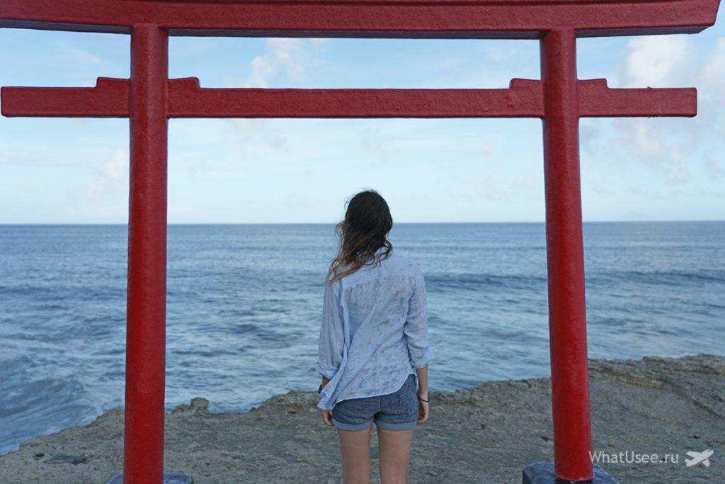 Полуостров Идзу пляж Полуостров Идзу