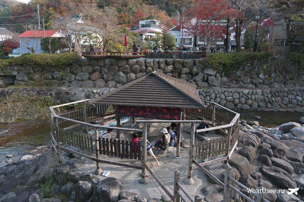 Полуостров Идзу и Shuzenji