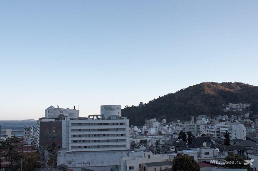 Полуостров Идзу и Атами