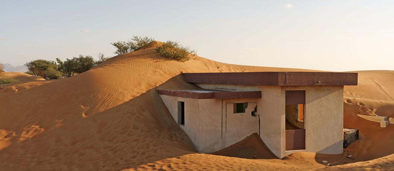 Эмираты: Необычные и интересные места ОАЭ