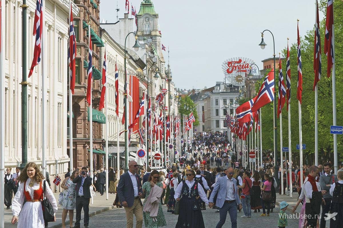 Необычные места в Осло