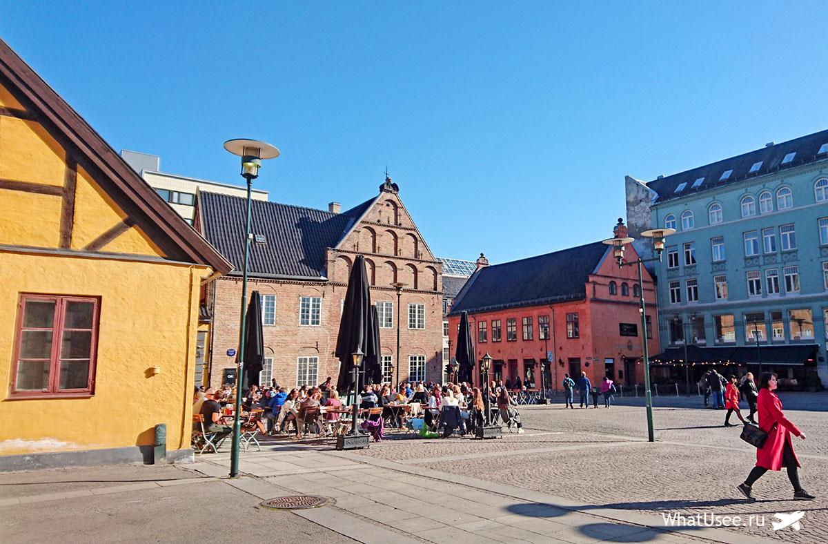 Куда стоит сходить в Осло