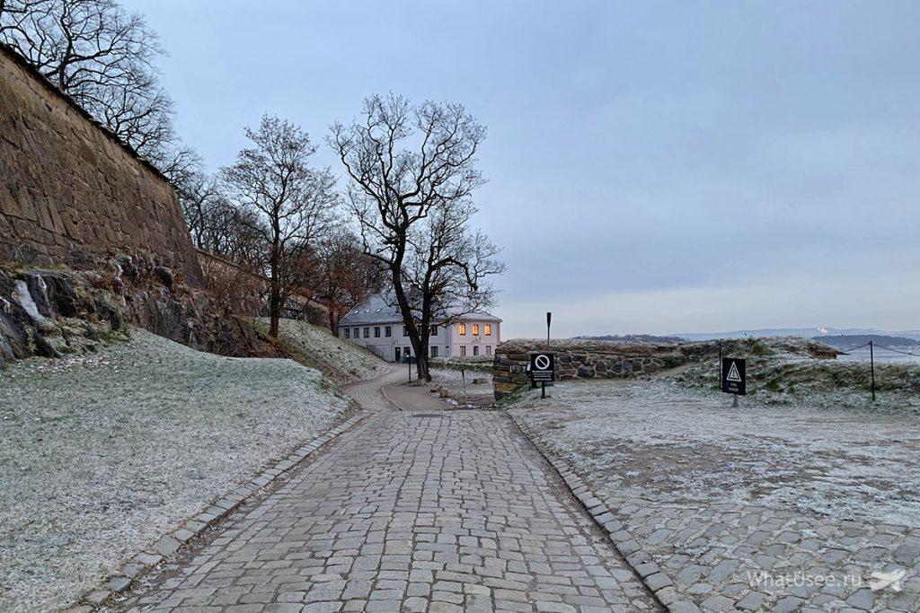 Интересные места в Осло