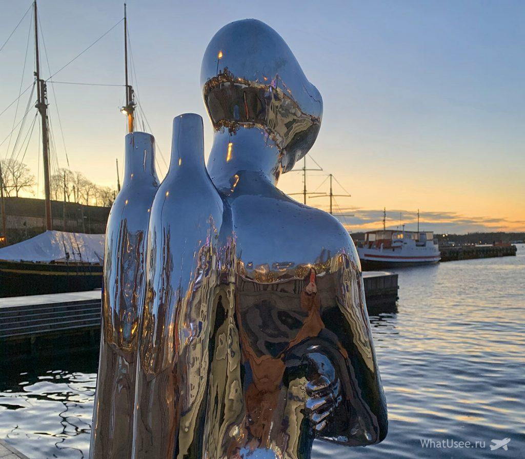 Необычные места Осло
