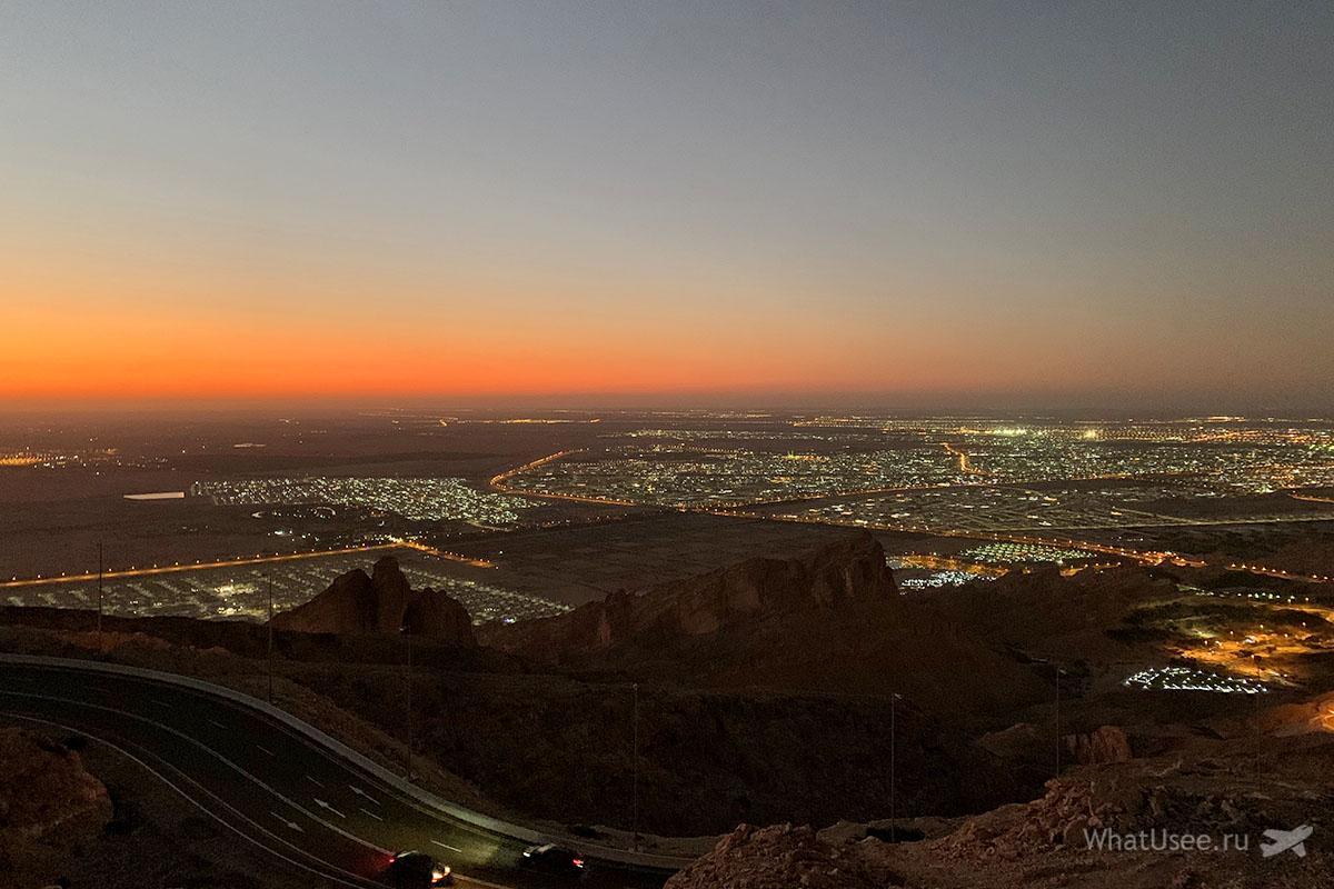 Джебель Хафит в Эмиратах