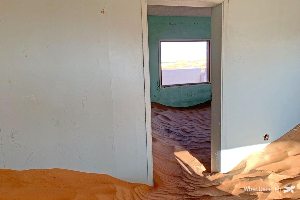 Заброшенная деревня Аль Мадам ОАЭ