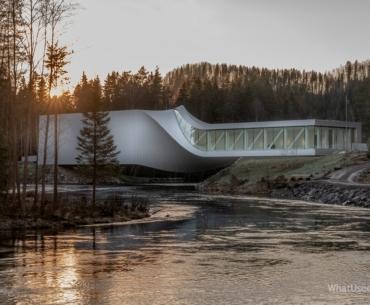 Необычная архитектура Норвегии: The Twist
