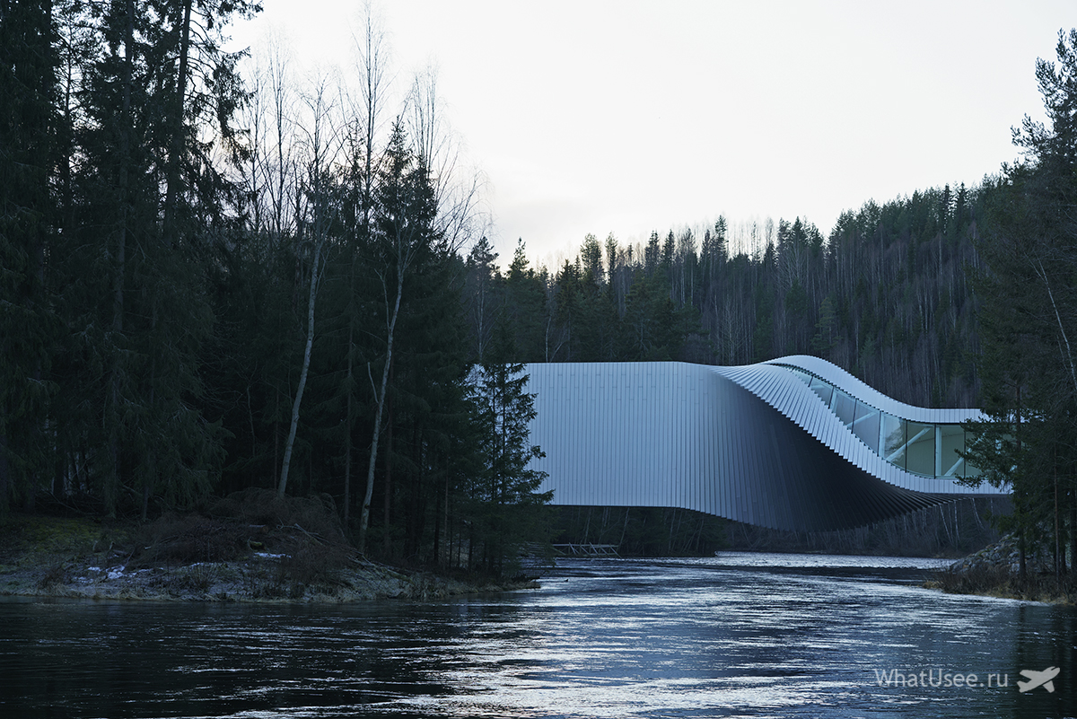 Галерея The Twist архитектура