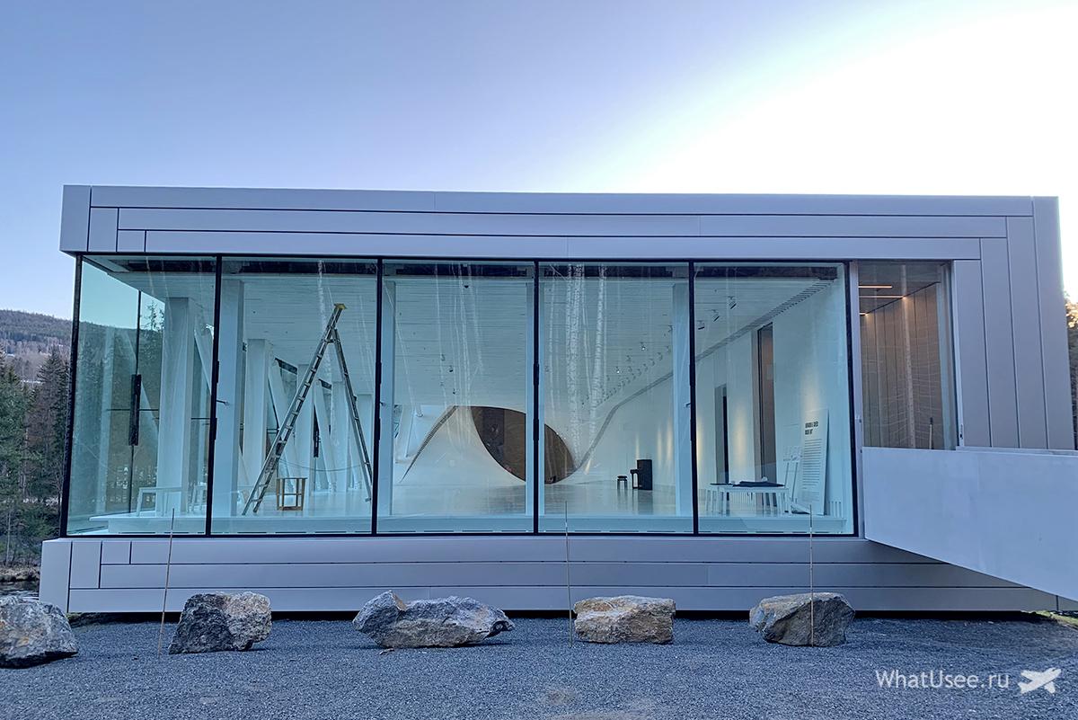 Галерея The Twist в Норвегии отзыв
